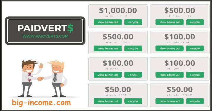 سایت کلیکی Paidverts