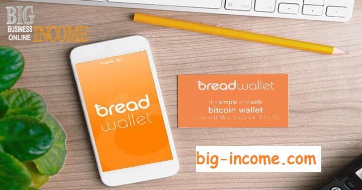 کیف پول مستقل Bread Wallet