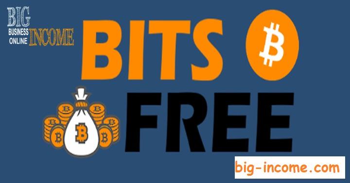 کسب بیت کوین از bitsfree