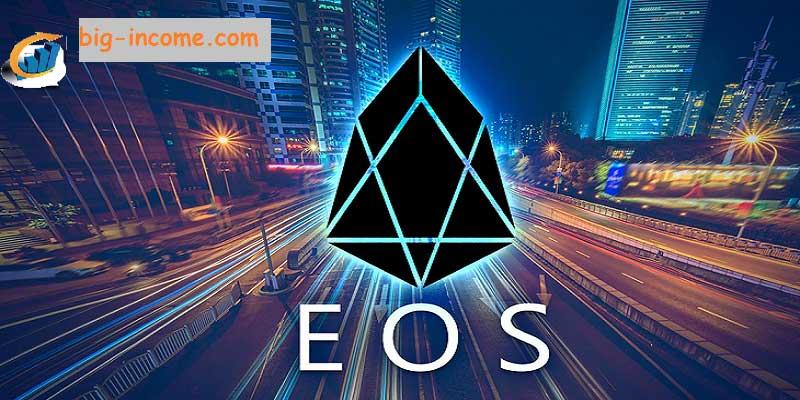 توکن ایاس EOS چیست