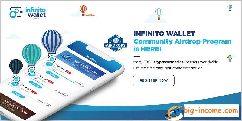 برترین کیف پول دیجیتالی infinito wallet