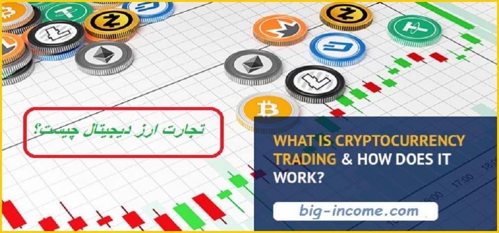 آموزش تجارت ارز دیجیتال