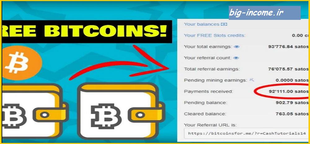 bitcoinsfor me
