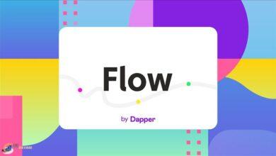 بررسی ارز دیجیتال flow