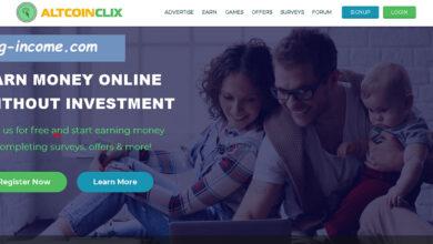 سایت کلیکی altcoinclix
