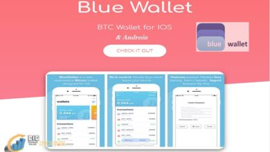 نقد و بررسی کیف پول BlueWallet