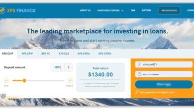 کسب درآمد از xpsfinance