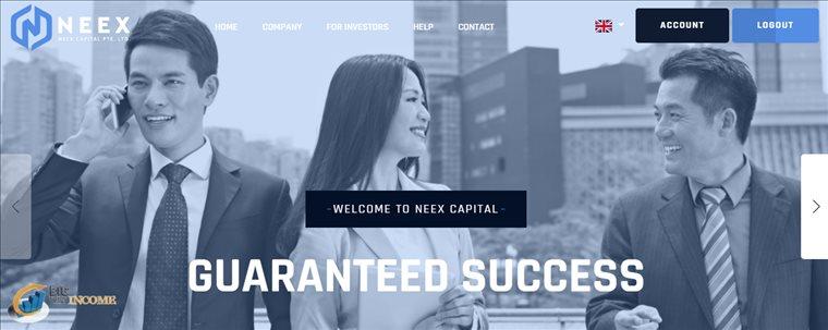 سرمایه گذاری دلاری در سایت neexcapital