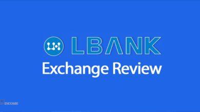 صرافی ارز دیجیتال lbank