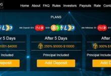 سرمایه گذاری ارز دیجیتال در سایت cryptomining