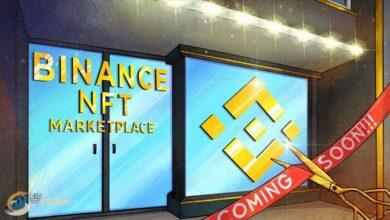 ساخت NFT بایننس در صرافی بایننس