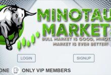 سایت سرمایه گذاری Minotaur-markets